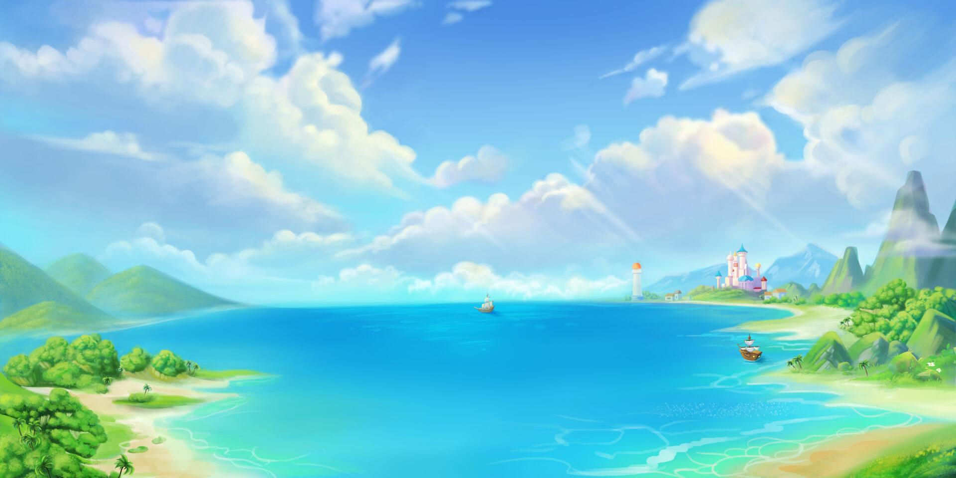 希望・綺麗な景色